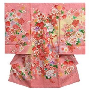 お宮参りの女の子の服装