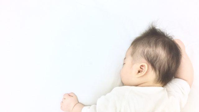 赤ちゃんのハゲはいつまで